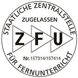 ZFU Zentralstelle für Fernunterricht