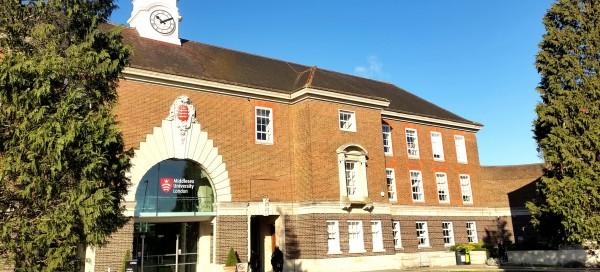 Wissenswertes über die Middlesex University